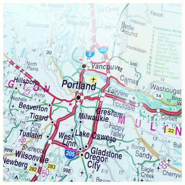 indobay summer trip Portland Oregon