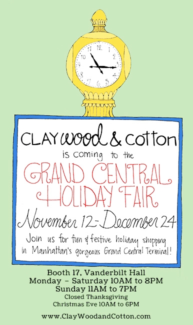 Grand Central Holiday Fair in New York and indobay