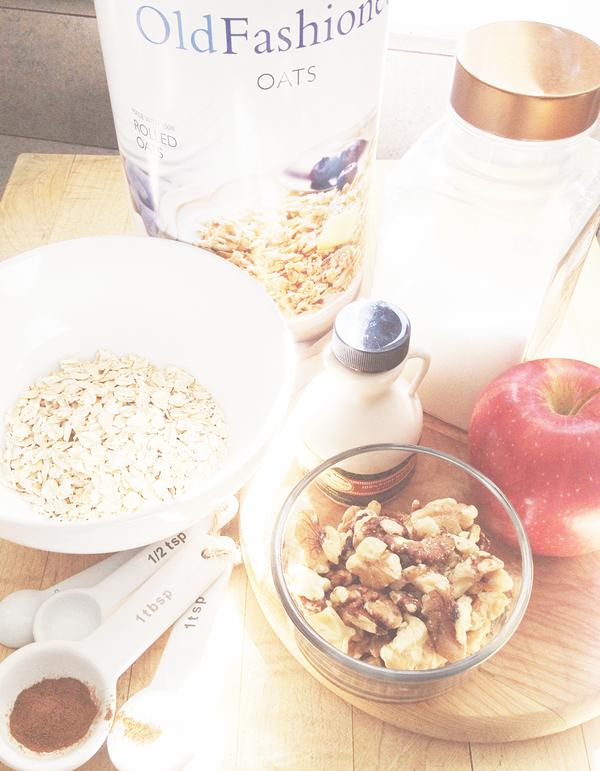 Simple Oatmeal Recipe