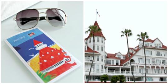 Hotel Del Coronado photo by Tania Welch