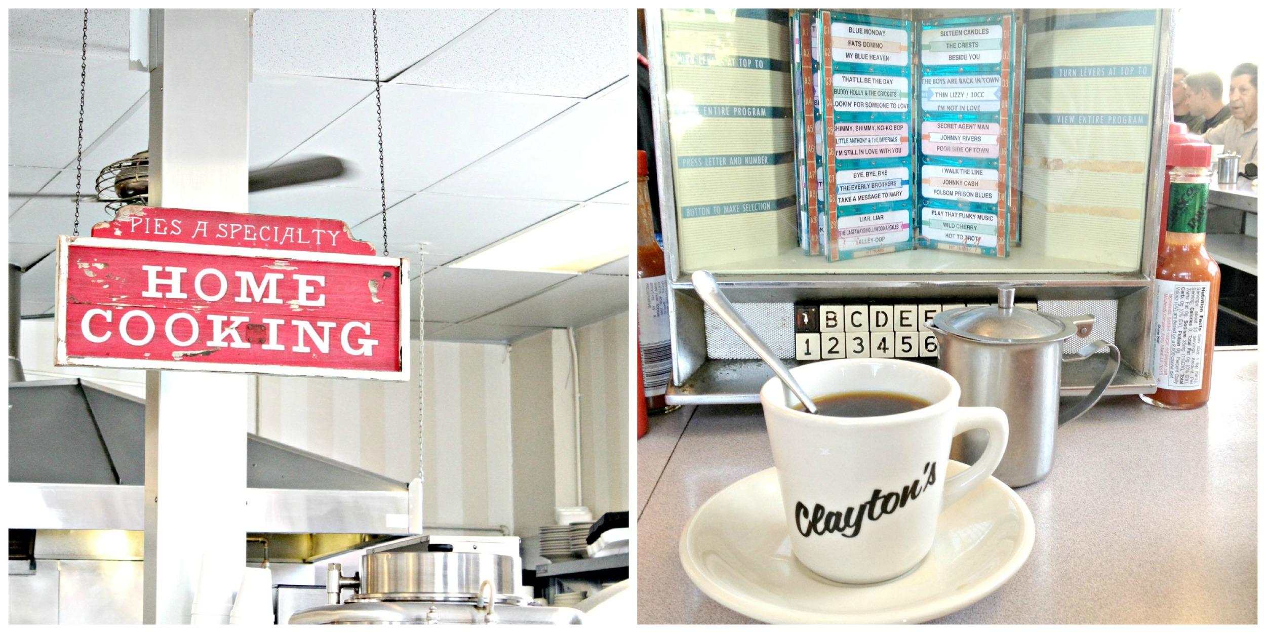Clayton's Coffee Shop in Coronado