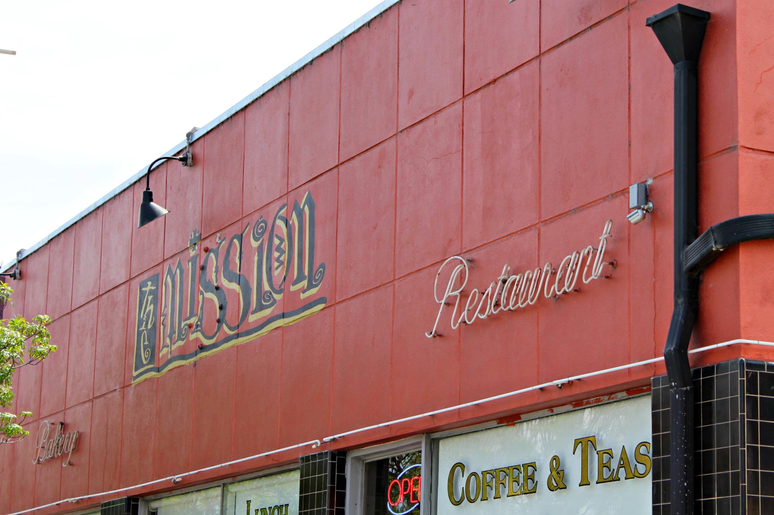 Mission Restaurant in San Diego