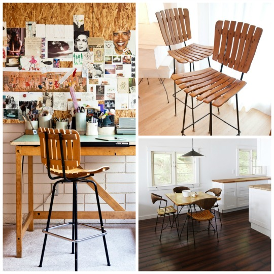 stools Collage