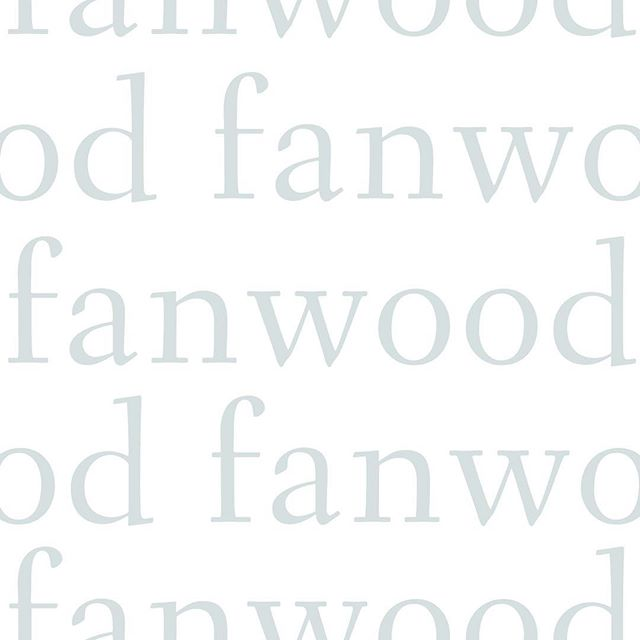today's #typetuesday is fanwood - an oldschool + classic style with so much charm…. and its free! ✨