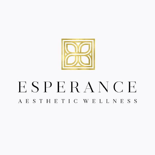 branding for dallas-based esperance aesthetic wellness ✨