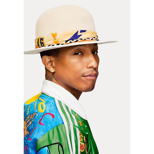 We are so *happy* with this Pharrell editorial!     Shot by Alexei Hay  (@alexeihay)  For: GQ Germany    HOUSEtribeca.com  photo-retouching house    #photo #photoshoot #photography #photographer #alexeihay #germany #gq #mag #magazine #gqgermany #model #celebrity #rapper #pharrell #hollywood #style #retouch #retouching #housestudios #thevoice
