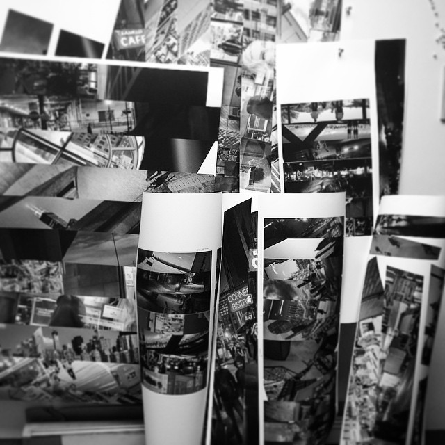 Before the show can be printed there are test strips! Here is our array of #tests we did for @scottfrancesphoto new show opening this Tuesday! More details to come soon. If you are in the #nyc area come join us. #printing #fineart #artshow #teststrip #epson #9900 #moabpaper #entradanatural #housestudios #photography #personalwork    HOUSEtribeca.com  photo-retouching house (at House Studios LLC)