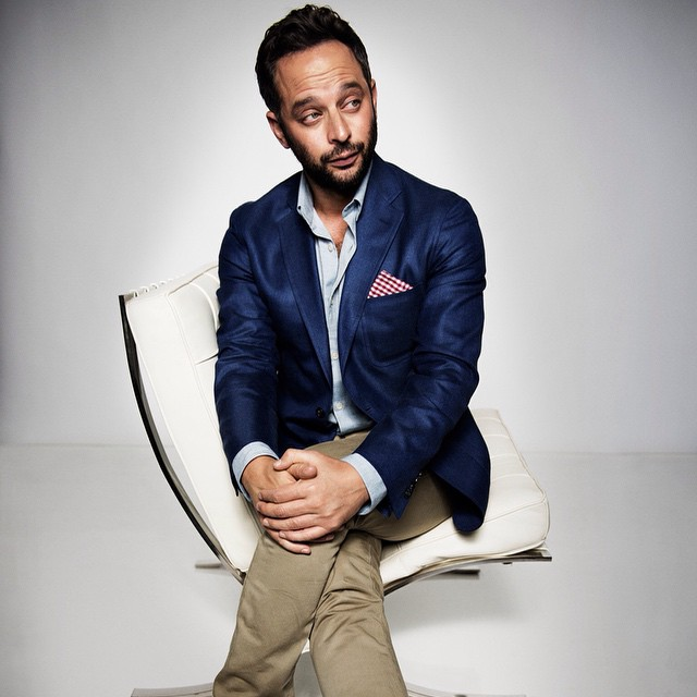 #NickKroll photographed by @scottmcdermott_ for #torontoFilmFestival @tiff.net #theleague #Ruxin #Rodney #krollshow #comedian #photography #portait #actor #comedycentral @nickkroll    HOUSEtribeca.com  photo-retouching studio
