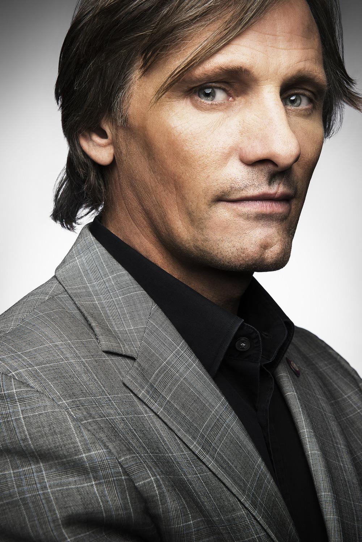 Photographer Scott Mcdermott, Actor Viggo Mortensen