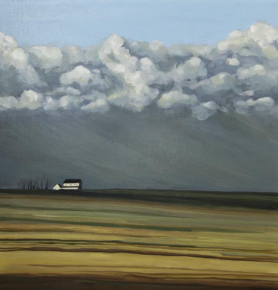 """""""Storm Clouds in Essex"""""""