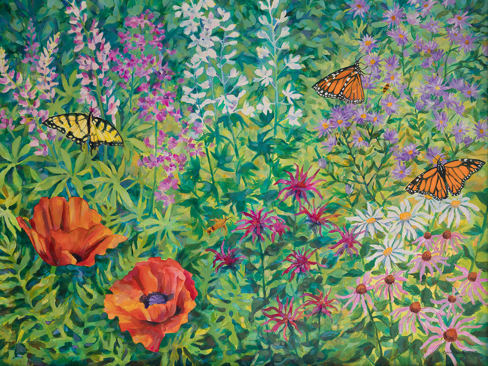 """Pollinator's Palette"""