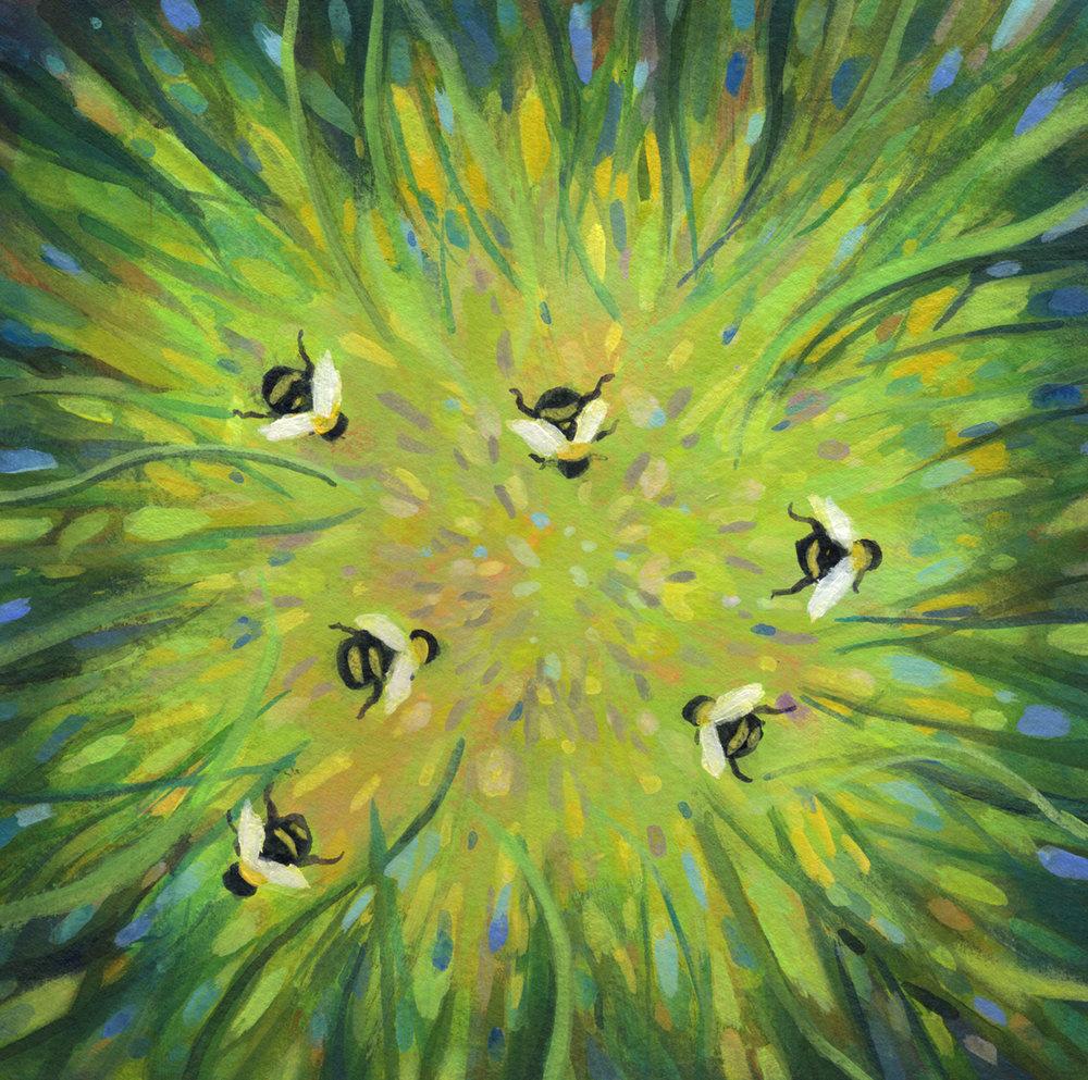 """""""Bee Dance"""""""