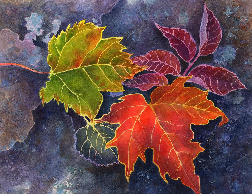 """""""Varied Leaves"""""""