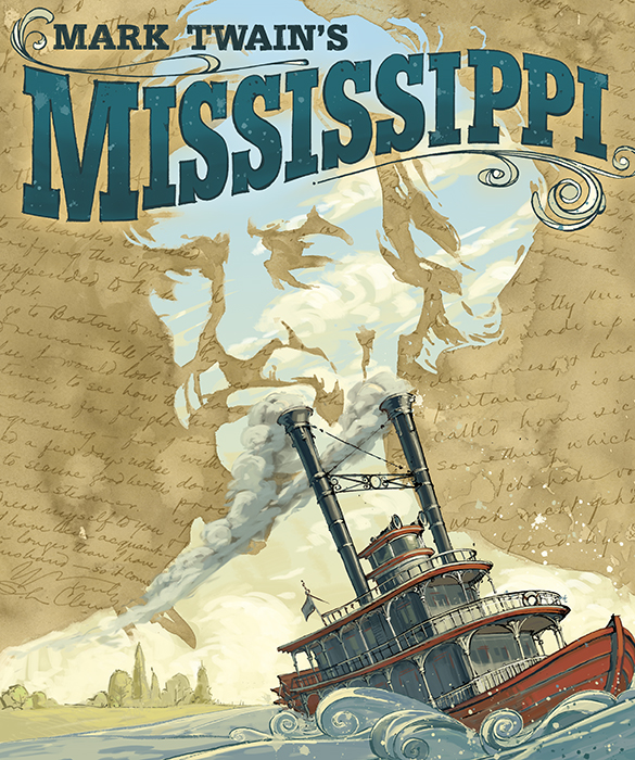 Mark Twain's Mississippi