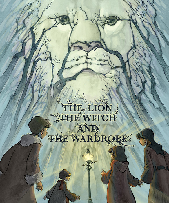 Lion Witch and Wardrobe: Forest