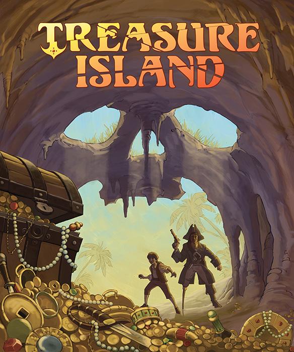 Treasure Island: Skull Cave