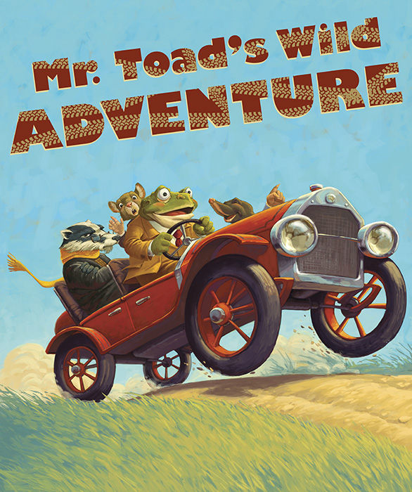 Mr Toad's Wild Adventure