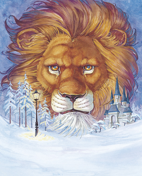 Lion Witch and Wardrobe: Lion