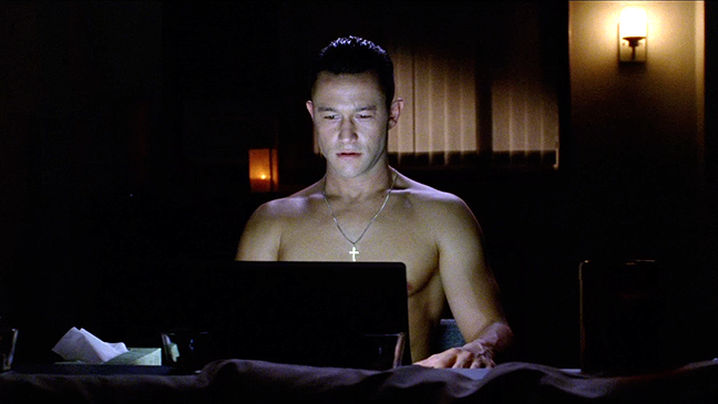 You don't want to end up like Don Jon.  He couldn't get enough.