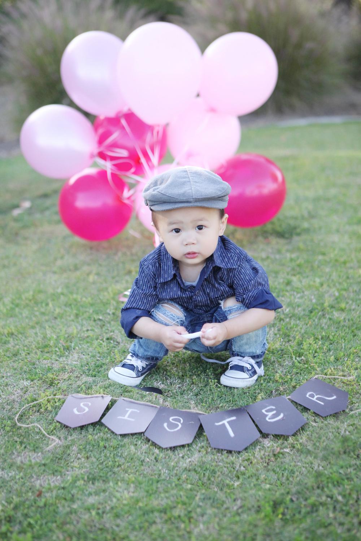 My boy age 18 months.Photo by me  Annie Vovan