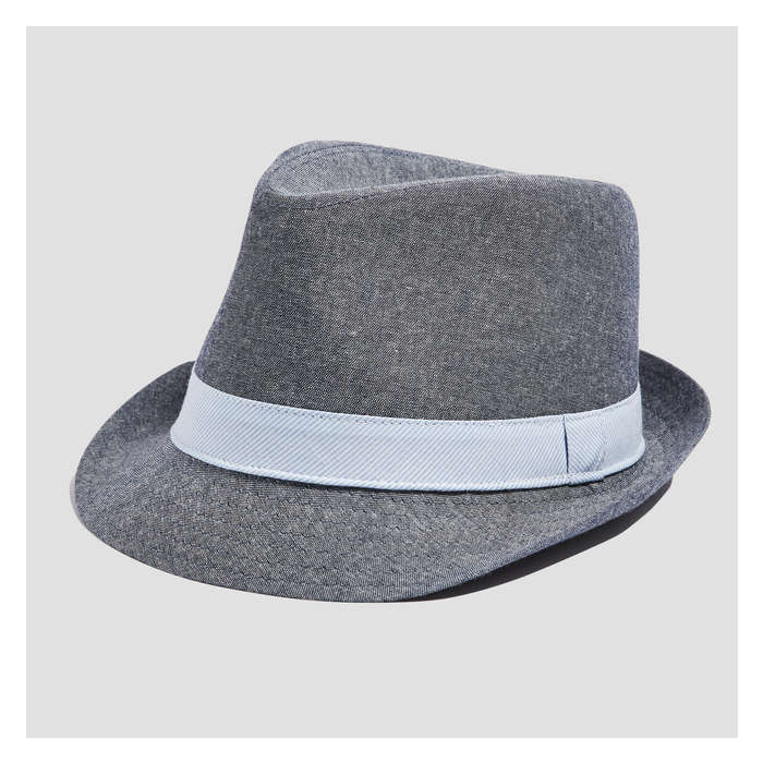 Hint: if there's someone on stage under 50 wearing a hat that looks like this, run!