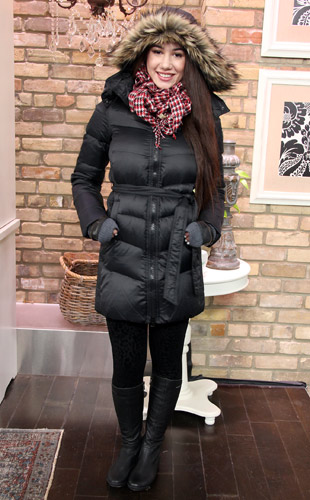 Classic Down-Filled Puffer Coat