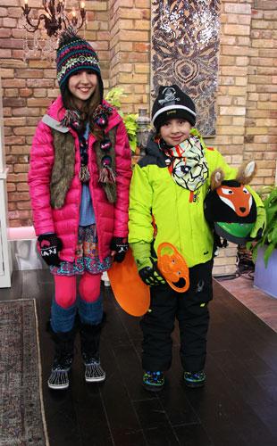 Tween and School-age Boy Winter Wear