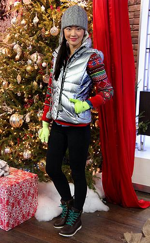 Athletic Winter Wear