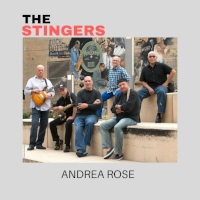 THESTINGERS ANDREA ROSE ALBUM COVER.