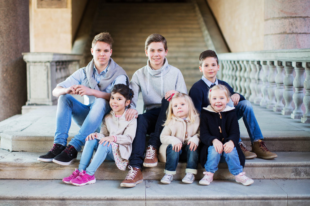 Familjen malmberg