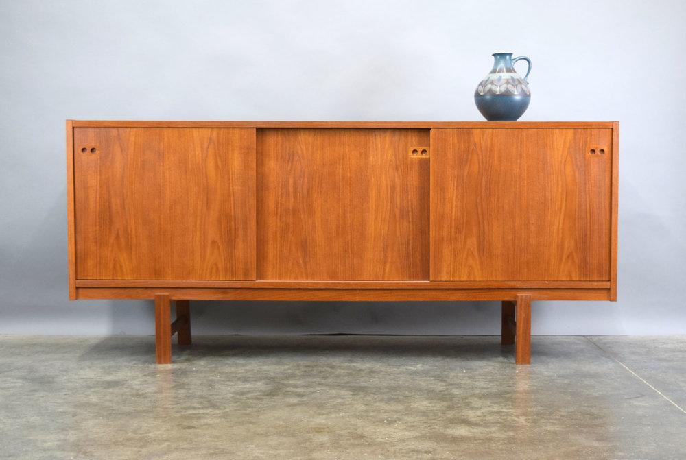 Danish Modern Credenza For Sale : Danish teak credenza by ib kofod larsen sold u vintage modern maine