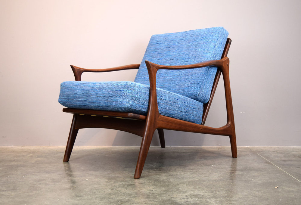 Easy Chair by Mogens Kold