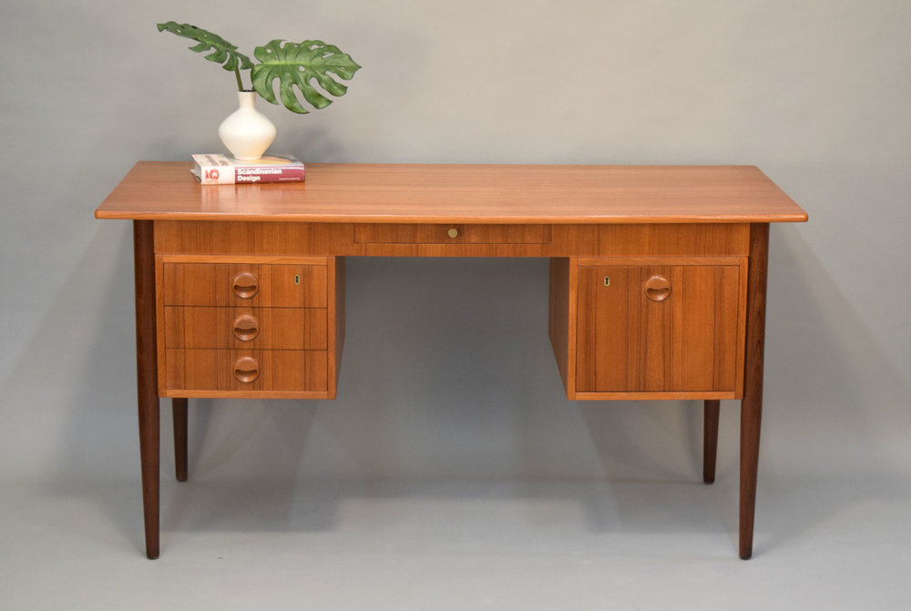 Kai Kristiansen Desk (attributed)