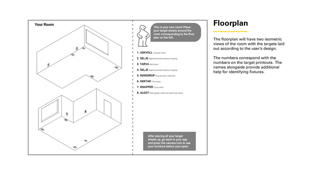 Ikea Augmented Reality Room Planner Andrew Letourneau