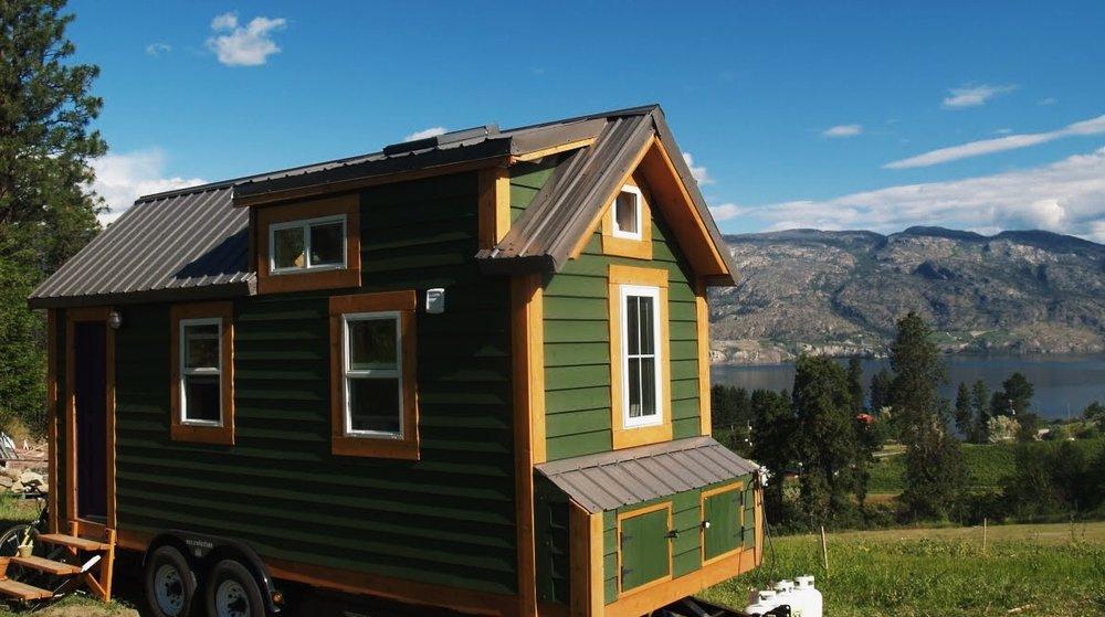 Tiny Houses: A Not-So-Tiny Movement — The Green Medium