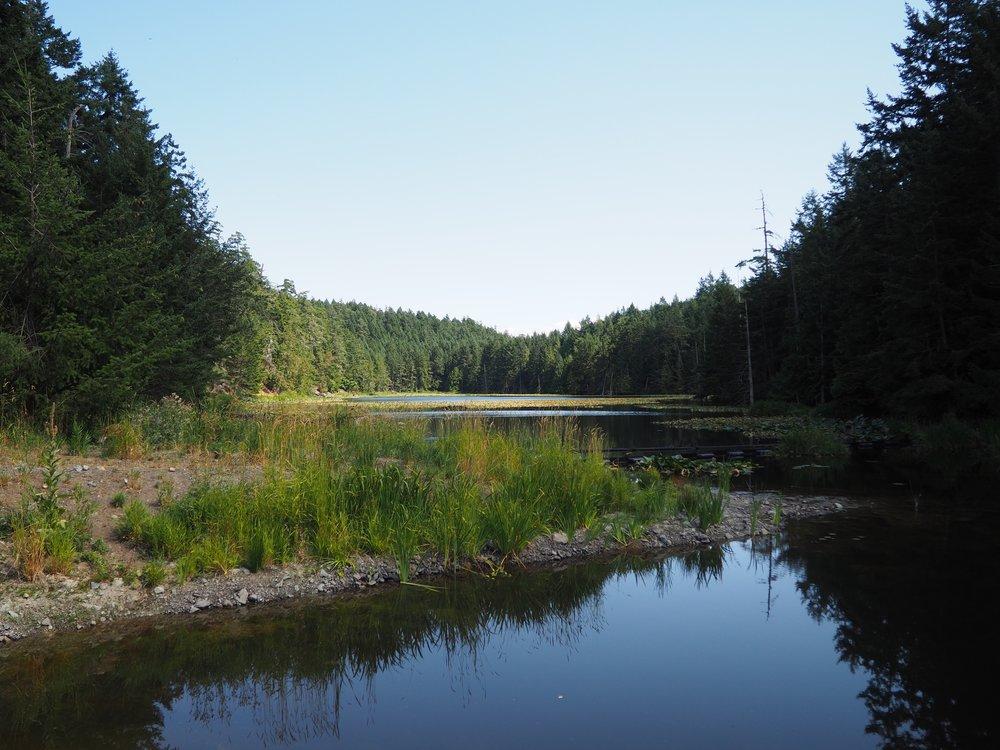 Greenburn Lake.