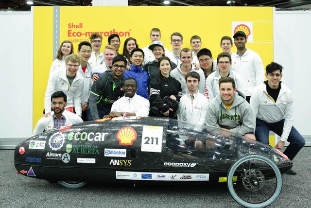 The EcoCar Team
