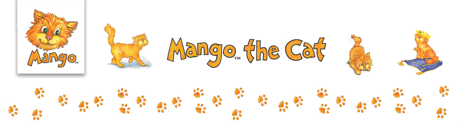 Mango the Cat
