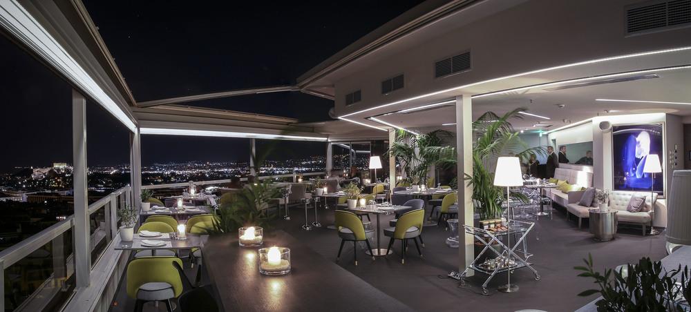 La Suite Restaurant -St.George Lycabettus Hotel