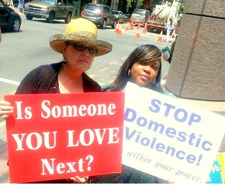 Domestic Violence March