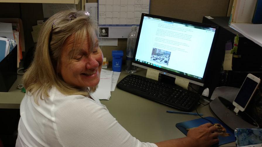 Carla   Administrative Support