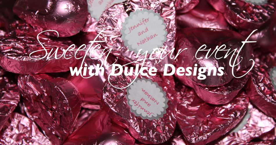 Custom Candy from Dulce Designs