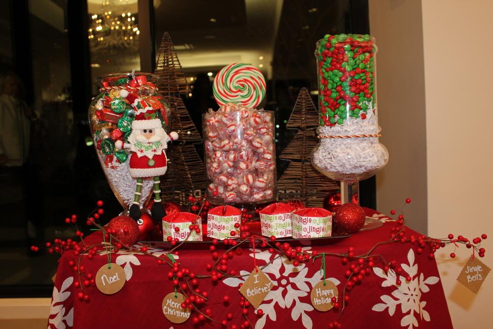 Susan G. Komen- Christmas buffet