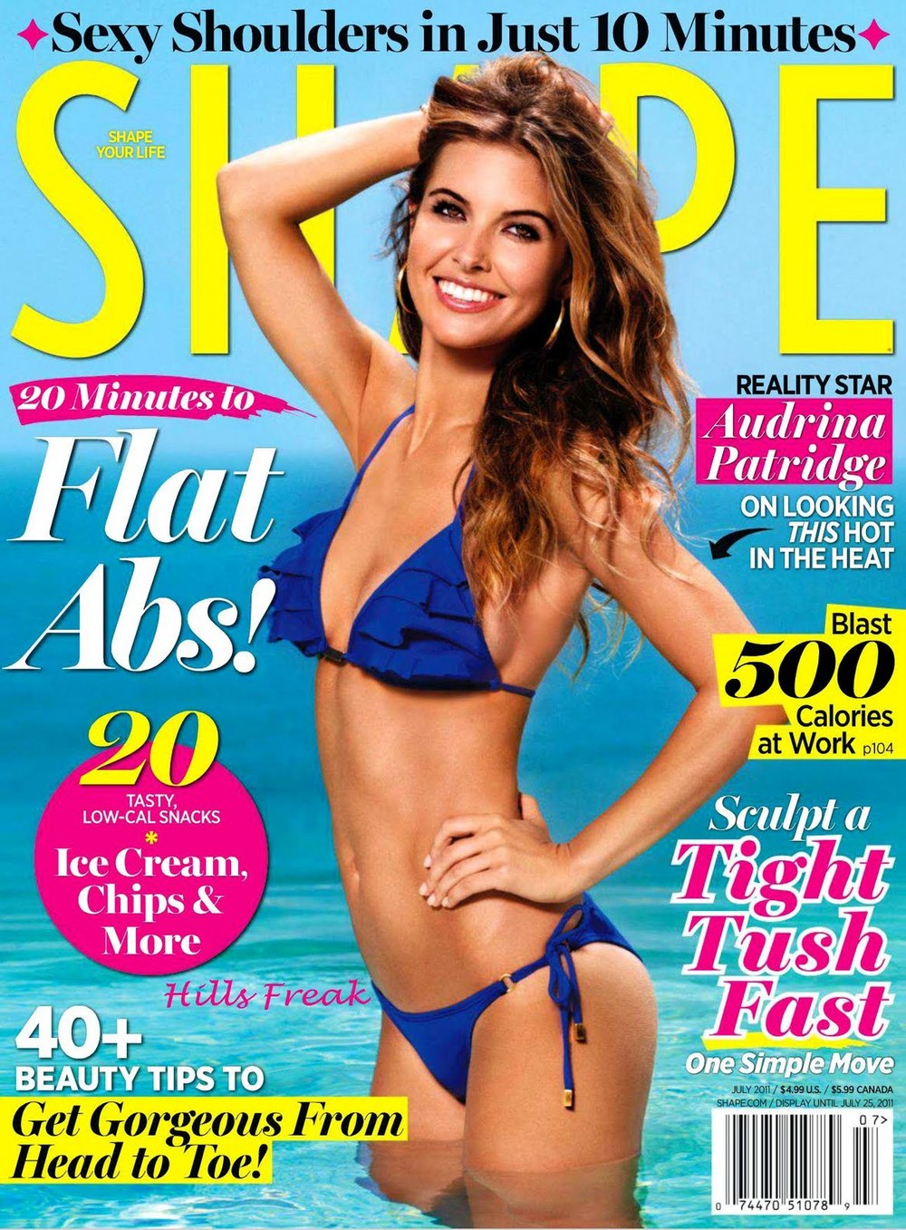 Shape magazine 2011