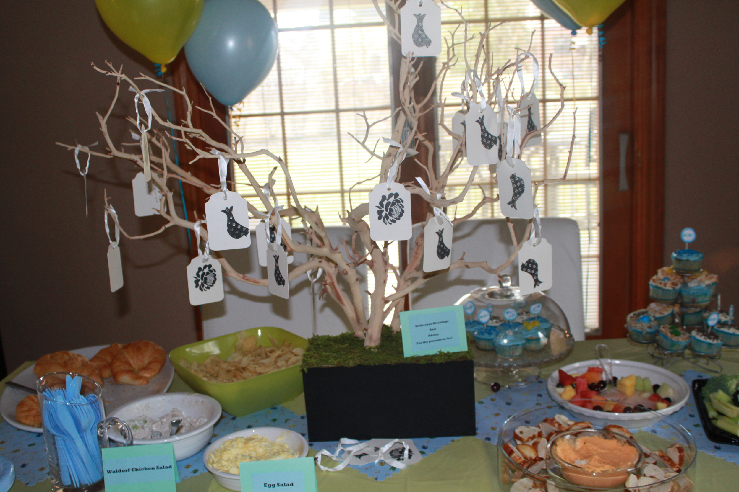 Dulce Designs-baby shower