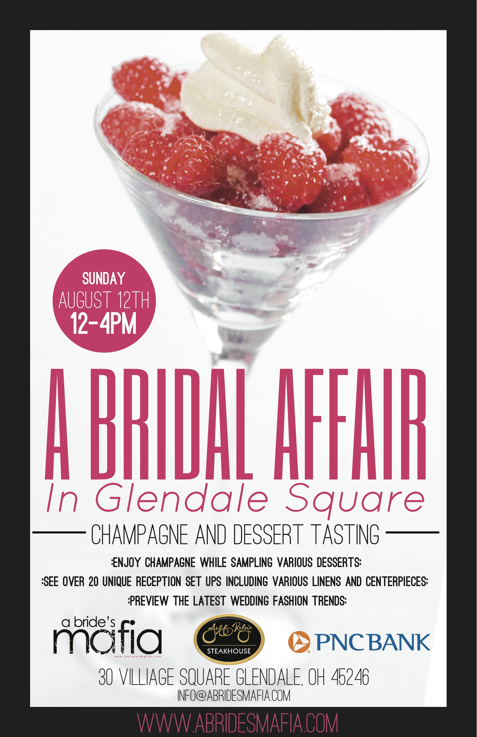 A Bridal Affair in Glendale Square