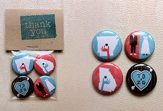 Button favors