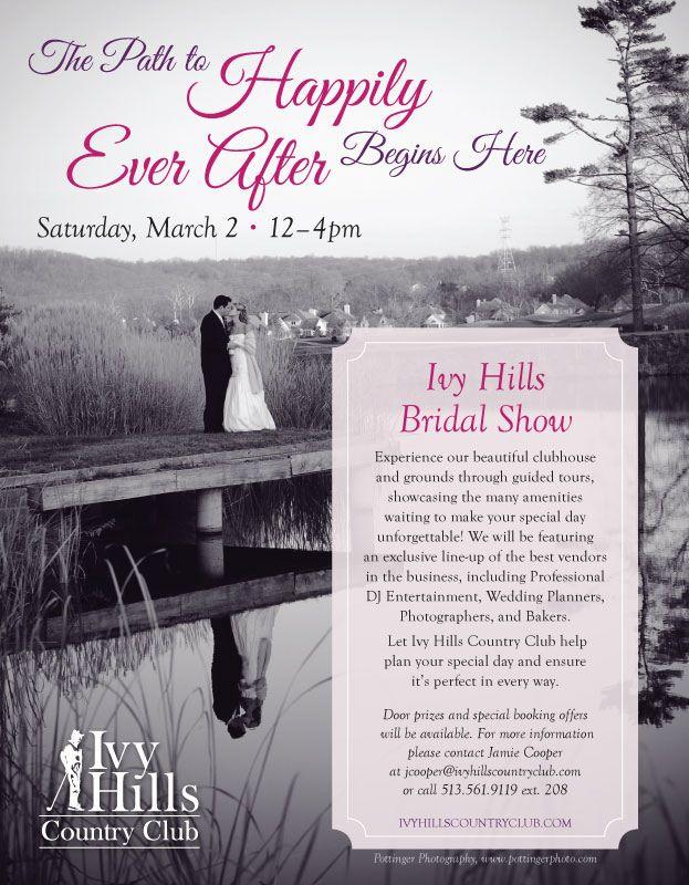 Ivy Hills Bridal Show