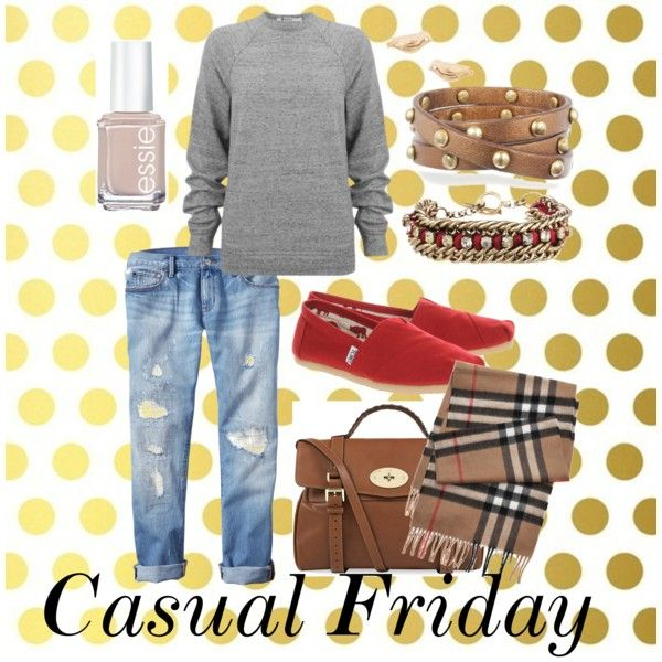 Casual Friday V-day Wear