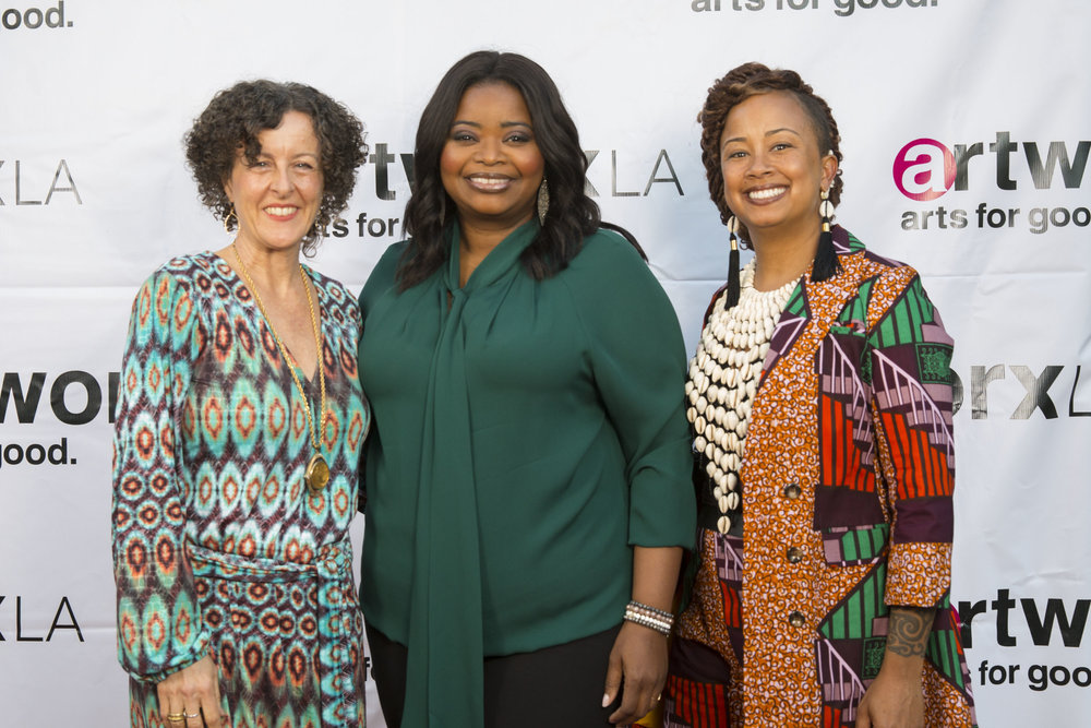 Cynthia Campoy Brophy - Octavia Spencer - Shelby Williams Gonzalez.jpg